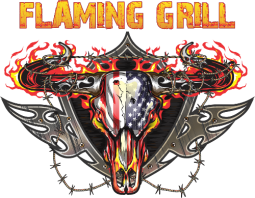 Flaming Grill Barbecue