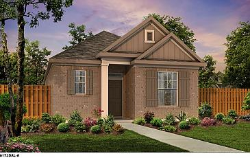David Weekley Homes Ashby Floor Plan Picture 1