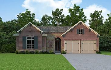 David Weekley Homes Balfour Floor Plan Picture 1