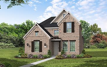 Coventry Homes Bellaire Floor Plan Picture 1