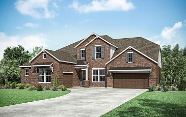 Drees Custom Homes Grantley Floor Plan Picture 1