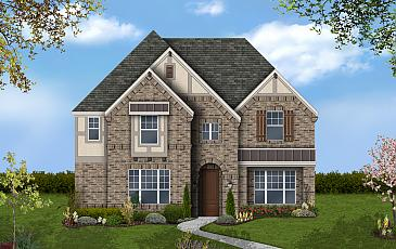 Coventry Homes Monticello Floor Plan Picture 1