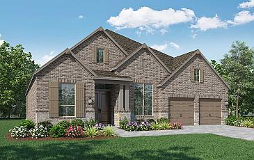 Highland Homes Plan 216 Floor Plan Picture 1