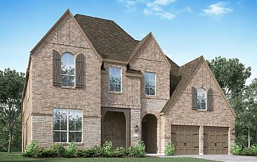 Highland Homes Plan 224 Floor Plan Picture 1