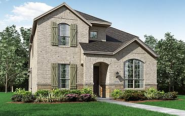 Highland Homes Plan 304 Floor Plan Picture 1