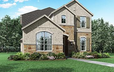 Highland Homes Plan 306 Floor Plan Picture 1