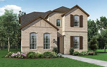 Highland Homes Plan 310 Floor Plan Picture 1