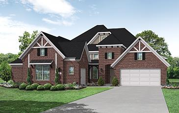 Coventry Homes Tuscola Floor Plan Picture 1