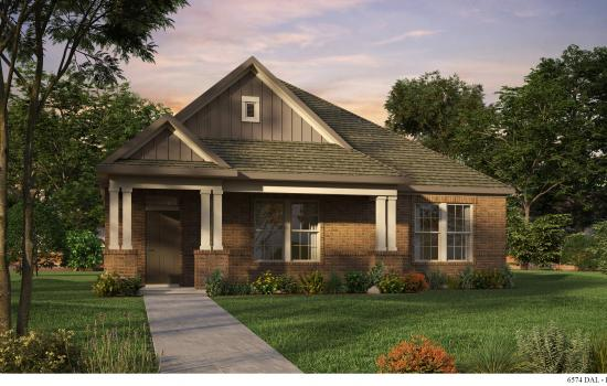 David Weekley Homes Launches Encore Homes For 55+ Buyers in Dallas Area