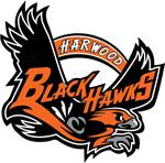 Harwood Blackhawks Logo