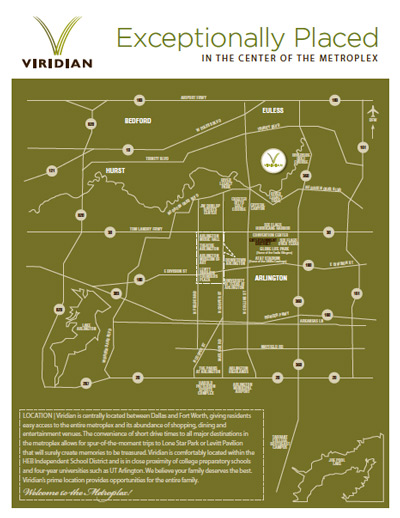 Viridian Location Brochure
