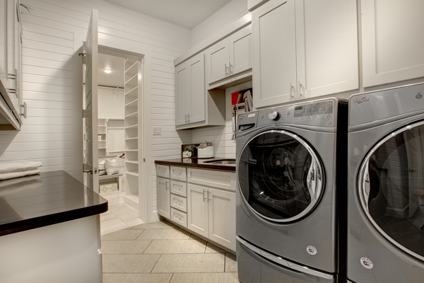Energy efficient appliances are the standard in Viridian.