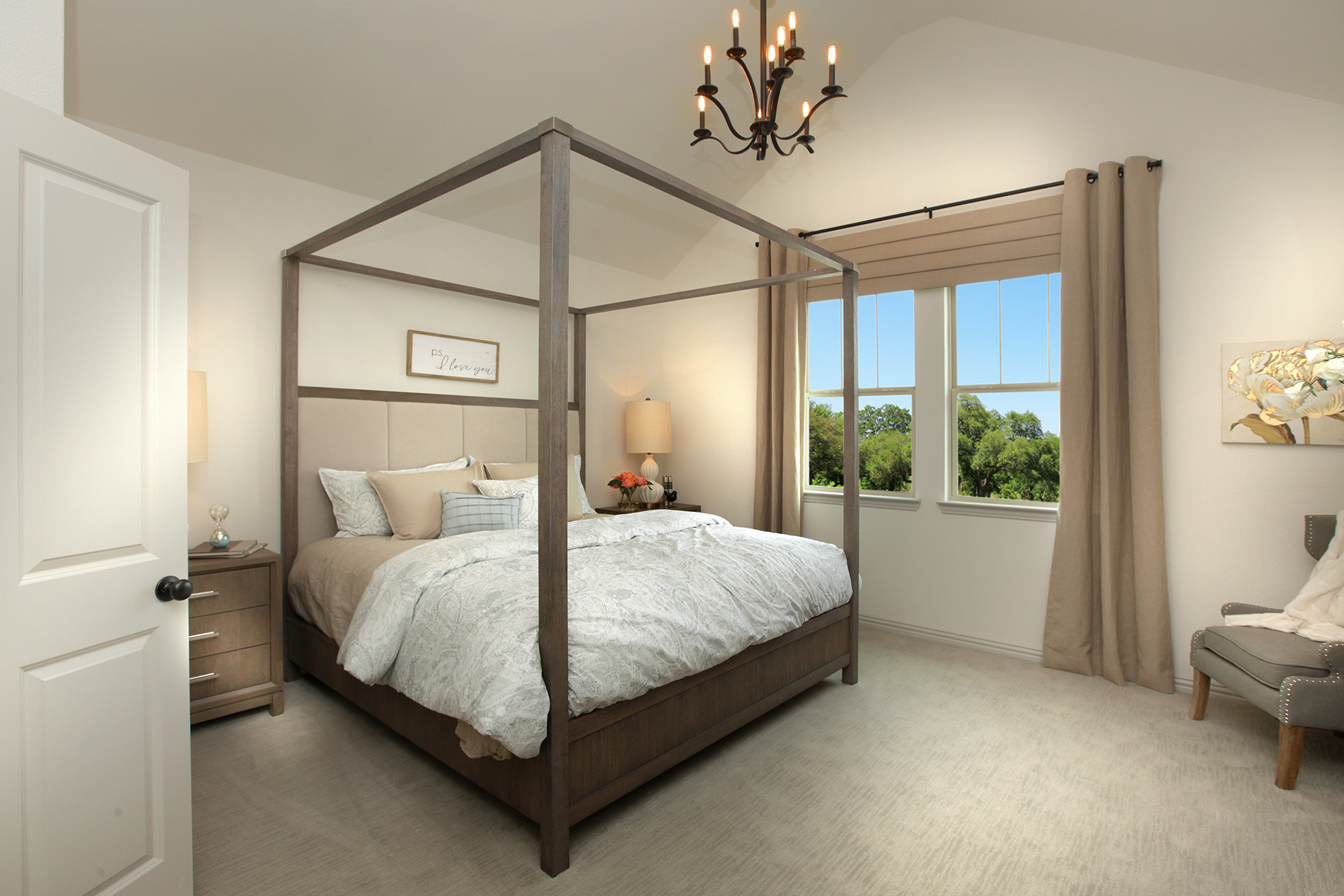 Viridian arlington model homes